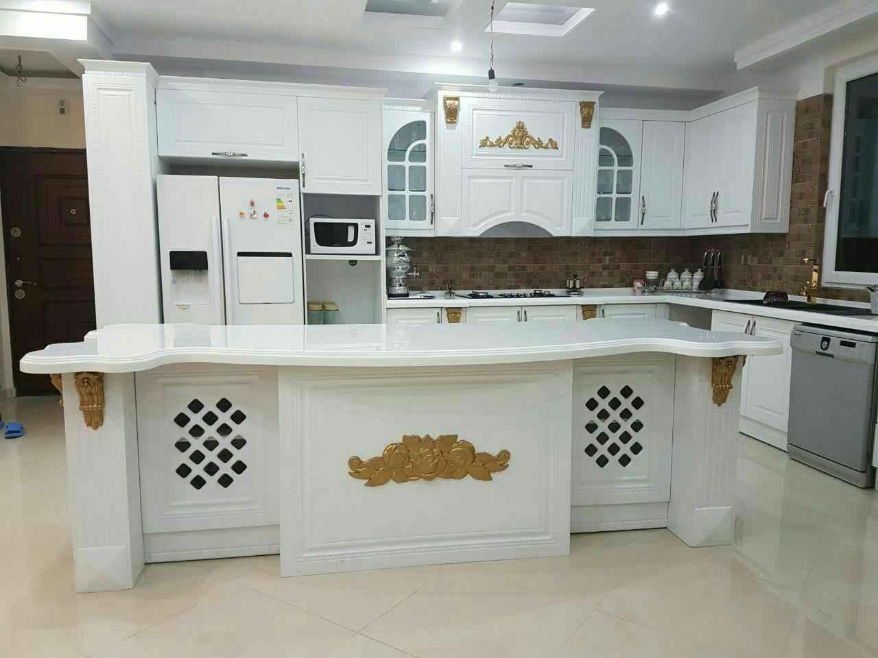 طراحی آشپزخانه جدید