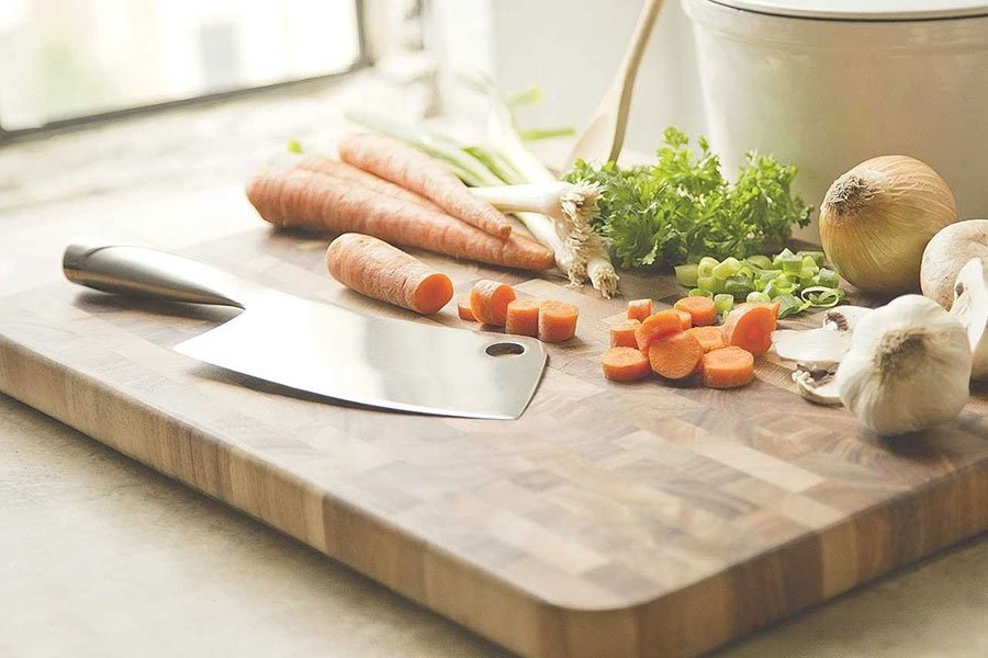 نگهداری از تخته گوشت چوبی