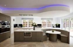 طرح جزیره برای آشپزخانه چه منفعتی دارد؟