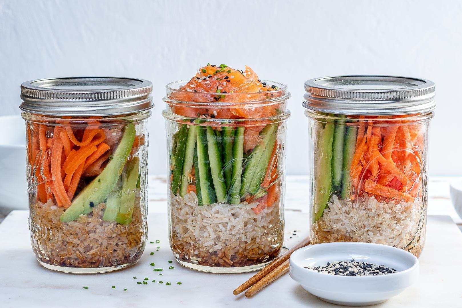ظروف نگهداری سالم و ایمن، سلامتی مواد غذایی را تضمین مینمایند.