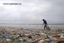 ظروف پلاستیکی در طبیعت تجزیه نمیشوند. خط تولید ظرف یکبار مصرف پلاستیکی باید تعطیل گردد.