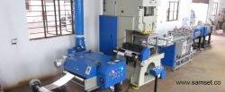 خط تولید ظوف یکبار مصرف آلومینیومی نیاز به دستگاه های خاصی ندارد.