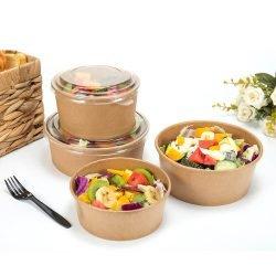 ظروف یکبار مصرف انواع مختلفی دارند و ظروف گیاهی یکی از بهترین انواع این محصولات بهشمار میروند.