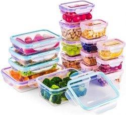ظروف نگهدارنده پلاستیکی قابل بازیافت در صورتی که کد ۱ یا ۲ داشته باشند، بیخطر محسوب میشوند.