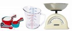 اهمیت استفاده از ابزارهای اندازهگیری در آشپزخانه