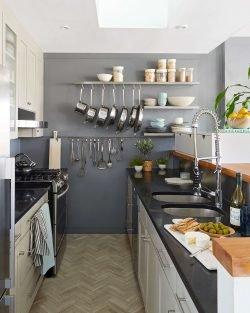 دکوراسیون ظروف آشپزخانه کوچک