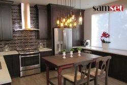 چرا وجود یک میز آشپزخانه مدرن برای هر آشپزخانهای واجب می باشد؟