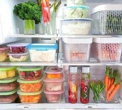 ظروف نگهدارنده مواد غذایی