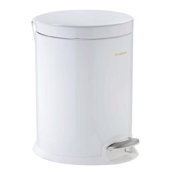 سطل زباله پدالی بزرگ تمام رنگی آرام یند سام ست F