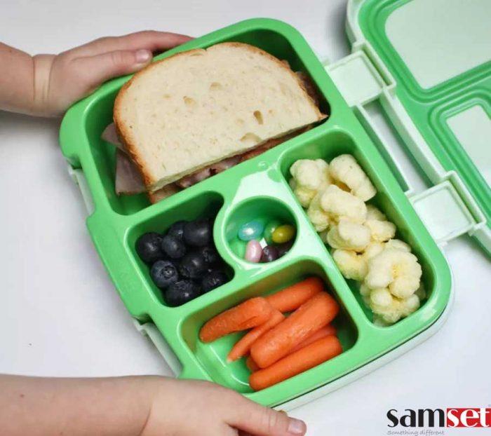 ظرف غذای کودک برای مهدکودک