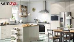 انواع مختلف ظروف غذاخوری و ظروف بلور آشپزخانه