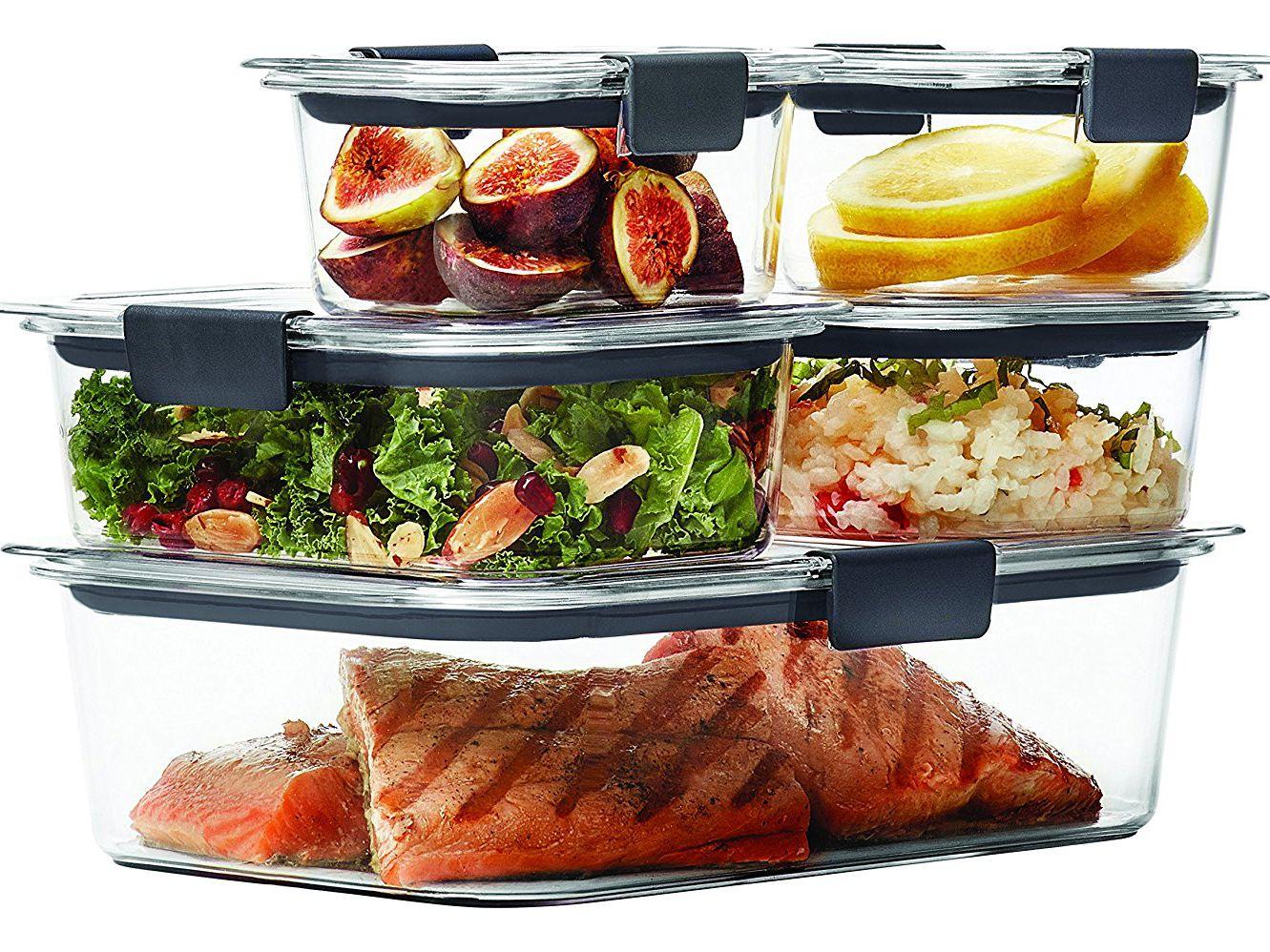 ظرف نگهداری مواد غذایی