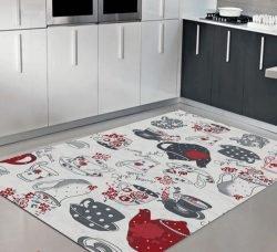 انتخاب فرش برای آشپزخانه