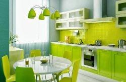 دکوراسیون آشپزخانه به کمک وسایل ساده