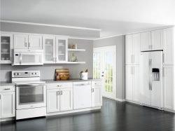 زیباترین آشپزخانهها با ترکیب رنگ وسایل