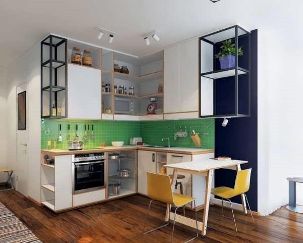 آشپزخانه ال
