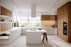 ویژگی های طراحی اشپزخانه مدرن