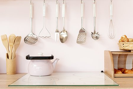 تزئین وسایل آشپزخانه عروس با کمترین هزینه