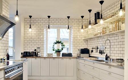 در تزئین وسایل آشپزخانه عروس ایده پرداز باشید.